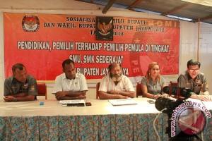 KPU Jayawijaya wajibkan calon perseorangan miliki 21.175 dukungan