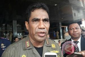 Pemprov Papua belum terima laporan penahanan Bupati Biak Numfor
