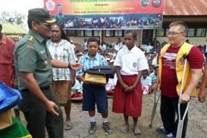 Kodam Cenderawasih dan Lions Club gelar bakti sosial di Wamena