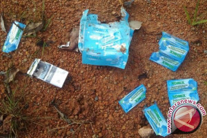 "Polisi Mimika sita ribuan ""sachet"" obat batuk"