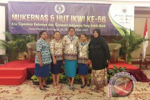 IKWI Papua Hadiri Mukernas 2017 di Jakarta