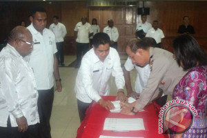 Dana Pilkada Gubernur Papua capai Rp850 miliar