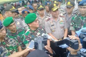 TNI siap bantu kejar KSB di areal Freeport