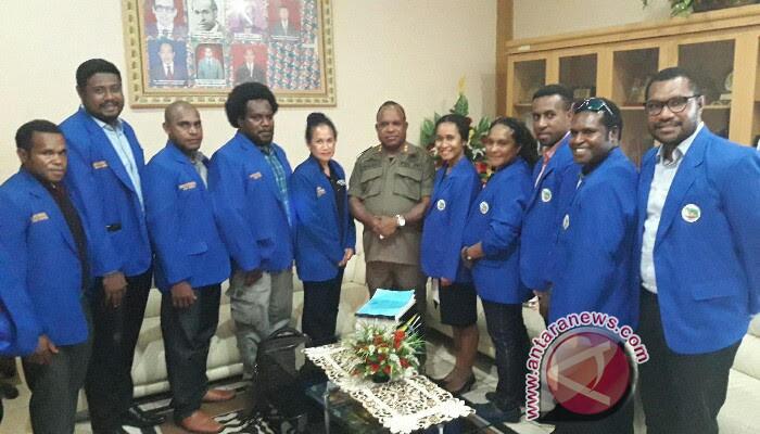 Pemprov Papua apresiasi KAPP serahkan LPS dana hibah 2017