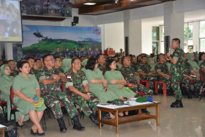 Pangdam Cenderawasih: nobar film G30S/PKI guna bangkitkan jiwa nasionalisme