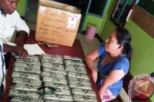 Polisi Merauke tahan pemilik 4.886 butir pil PCC