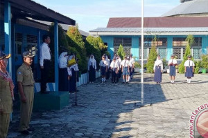 Polisi Nabire ajak pelajar hindari narkoba