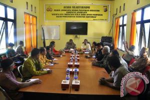 Polisi gelar acara silahturahmi bersama paguyuban di Jayawijaya