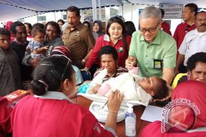 Pertamina gelar pengobatan massal di Jayawijaya