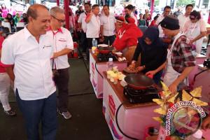 """Pertamina Maluku-Papua gelar lomba memasak menggunakan """"bright gas"""""""
