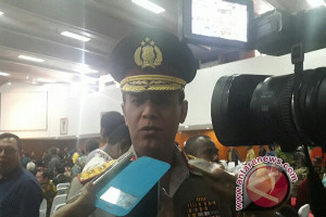 Polda siagakan 200 personel amankan aksi Palang jalanTranspapua