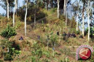 Dua Brimob terluka saat kontak tembak di Tembagapura