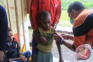 Kemenkes: imunisasi campak di Papua belum optimal