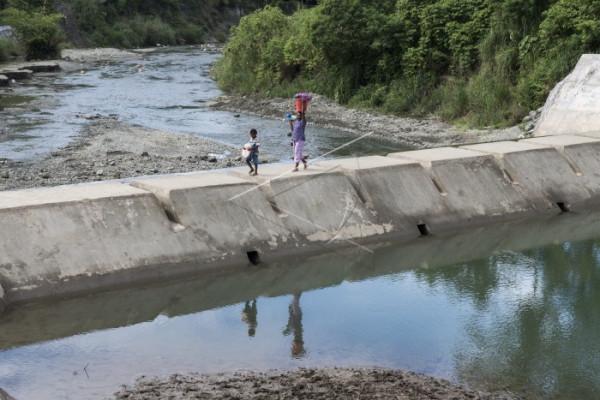 Cek Dam Sungai Harapan Jayapura