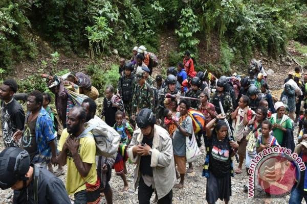 Pengungsi Banti-Kimbeli butuh layanan pendidikan dan kesehatan