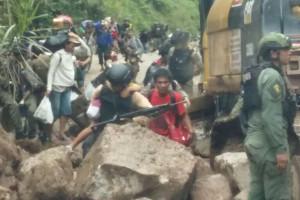 TNI-Polri terus pantau perkembangan warga Banti-Kimbeli