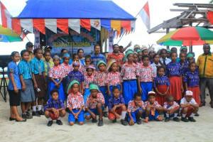 Pemkab Biak Numfor canangkan tiga kampung gemar membaca