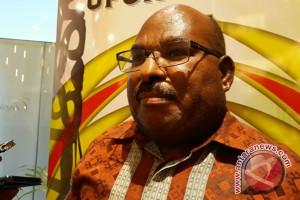 Gubernur Lukas Enembe klaim didukung tujuh parpol