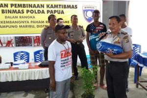 Polisi ajak warga Maribu tolak paham radikal
