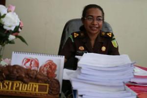 Kejari belum terima SPDP perkara polisi aniaya wartawan Timika