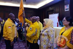 Klemen Tinal dilantik sebagai Ketua DPD Golkar Papua