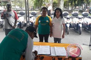 Enam kabupaten/kota di Papua terima bantuan motor keliling