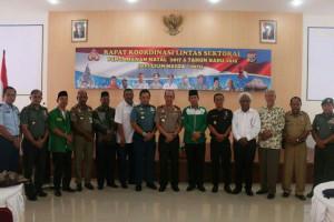 Polda Papua gelar rakor lintas sektoral untuk pengamanan Natal