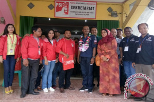 KPU verifikasi faktual DPW PSI Papua