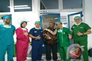 RSUD Jayapura gelar pelatihan penggunaan peralatan CAPD