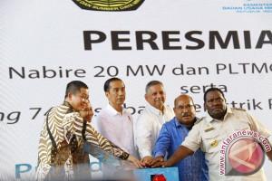 PLN Papua-Papua Barat siap suplai listrik ke PNG