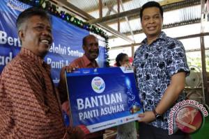 Pertamina Maluku-Papua santuni 500 anak yatim piatu
