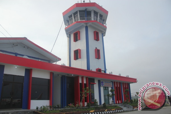 Kantor Airnav Cabang Sentani