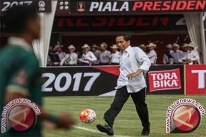 Piala Presiden 2018 digelar minggu kedua Januari