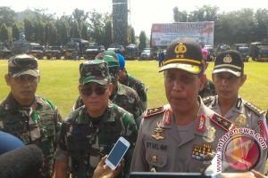 Polda Papua antisipasi gangguan KKB saat pilkada