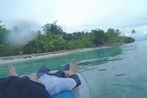 Pantai Anggopi destinasi wisata favorit Biak Numfor