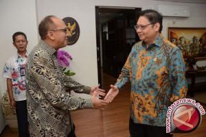Indonesia produksi 34 merek telepon seluler