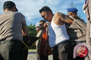 Enam anggota Polda Papua dipecat