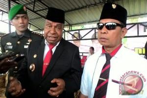 Bupati Keerom meninggal dunia di RS Bhayangkara Jayapura