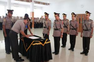 Kapolda Papua pimpin sertijab tiga pejabat utama