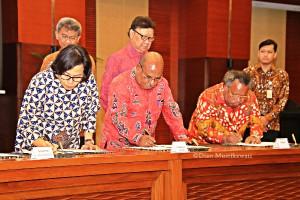 Akhir Perjuangan Papua atas kepemilikan saham Freeport