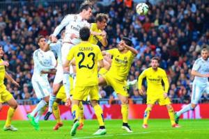 Real Madrid kalah 0-1 dari Villareal
