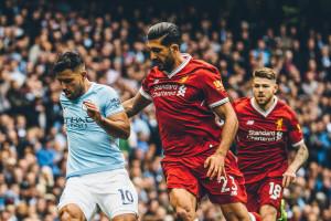 Liverpool akhiri laju tak terkalahkan Manchester City