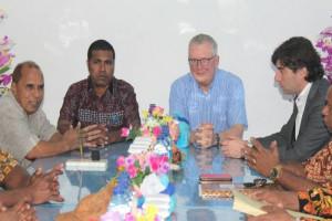 Pemkab Biak Numfor ambil alih perusahaan air minum Warbesrendi