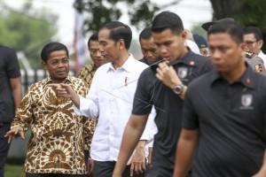 Presiden tawarkan opsi relokasi atasi KLB campak-gizi buruk Papua