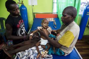 Potret kelam gizi buruk di tanah kaya Papua