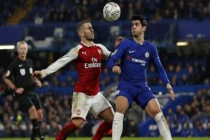Chelsea menang 3-2 atas Arsenal pada derby London