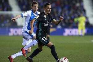 Real Madrid disingkirkan Leganes di Piala Raja