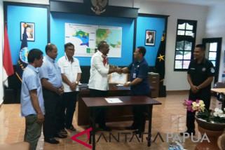 BNN Papua serahkan hasil tes urine ke KPU