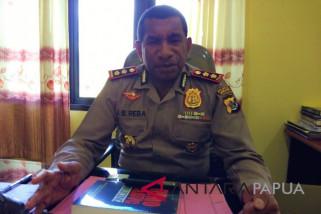 Polres Jayawijaya tangkap oknum polisi pengedar sabu-sabu