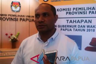 KPU Biak Numfor terima surat cuti kandidat petahana